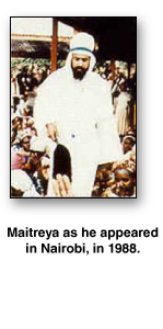 Maitreya the World Teacher