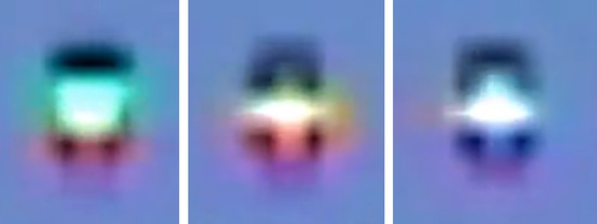 Share International June 2015 images, the San Antonio UFO was a spaceship from Mars