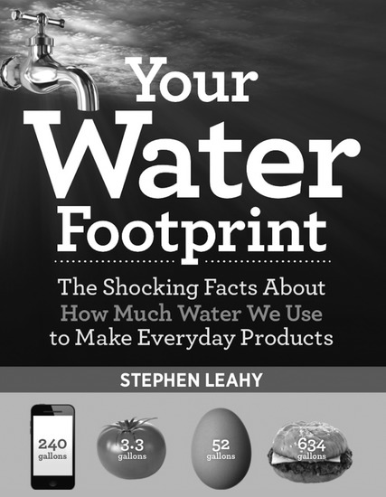 Share International October 2015 images, Your water footprint, book review