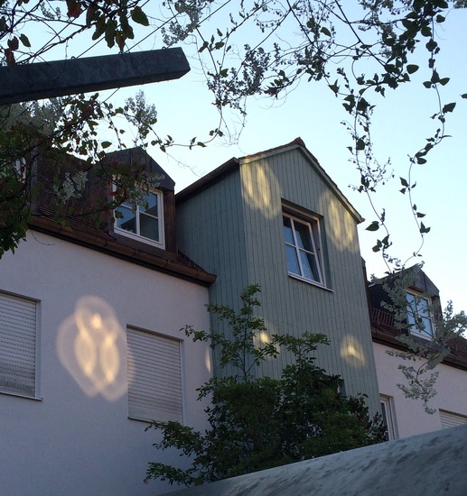 Share International November 2016 images, Patterns of light in Freising, Germany, 24 June 2016, photographed by A.d.B. Freising, Germany.